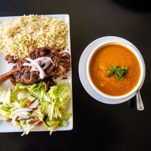halal food near Seattle