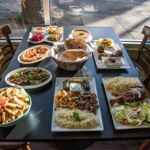 mediterrenaean food near Seattle